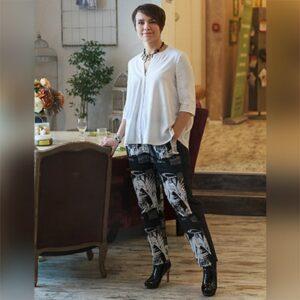 Интенсив Идеальные брюки